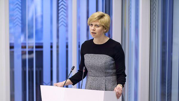 Министр здравоохранения Анда Чакша - Sputnik Latvija