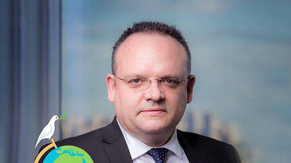 Экономист Владимир Рожанковский - Sputnik Латвия
