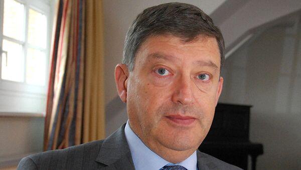 Вице-президент Международной  ассоциации русскоязычных адвокатов Михаил Йоффе - Sputnik Латвия