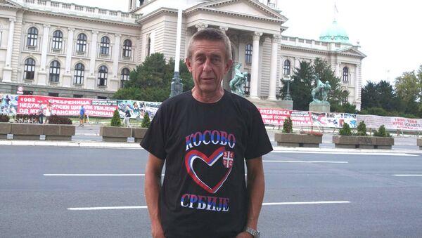 Журналист Юрий Алексеев - Sputnik Латвия