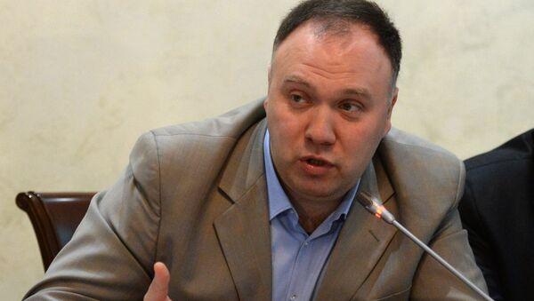 Глава Центра социальных и политических исследований Георгий Федоров - Sputnik Латвия