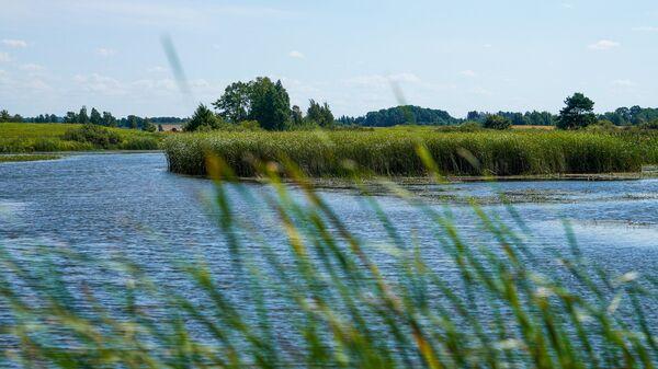 Пейзажи вокруг Айзпуте завораживают и манят - Sputnik Латвия