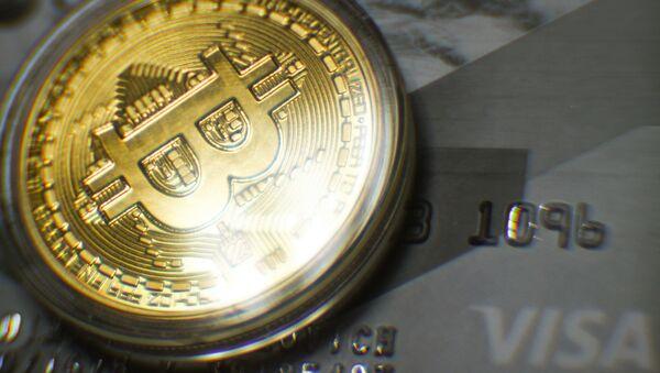 Криптовалюта биткойн - Sputnik Латвия