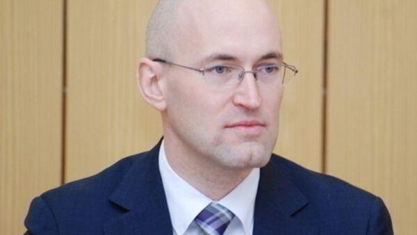 Bijušais ekonomikas ministrs Daniels Pavļuts. Foto no arhīva - Sputnik Latvija
