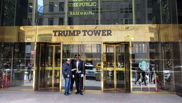 Trump Tower. Foto no arhīva - Sputnik Latvija