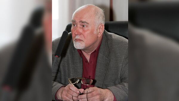 Петр Верницкий, профессор, экономист - Sputnik Латвия