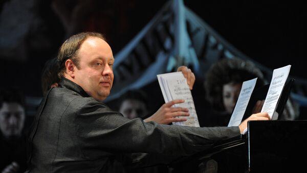 Пианист Александр Гиндин - Sputnik Латвия