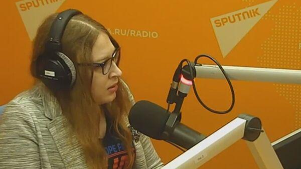 Специалист по вопросам международной безопасности Виктория Легранова - Sputnik Латвия