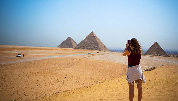 Ēģiptes piramīdas - Sputnik Latvija