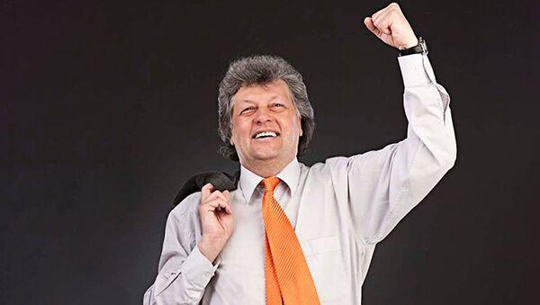 Анатолий Крейпанс, спортивный обозреватель - Sputnik Latvija