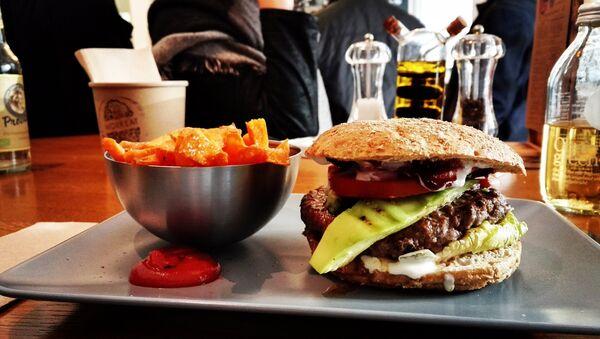 Гамбургер - Sputnik Латвия