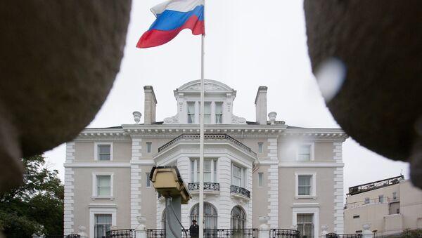 В торгпредстве России в Вашингтоне проходят обыски - Sputnik Latvija