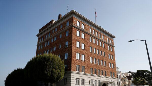 Генеральное консульство России в Сан-Франциско - Sputnik Latvija