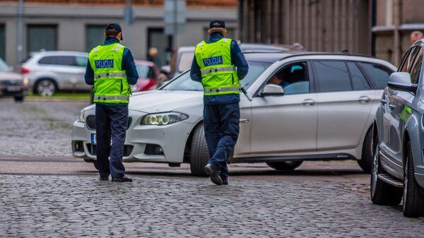 Полиция Латвии - Sputnik Латвия