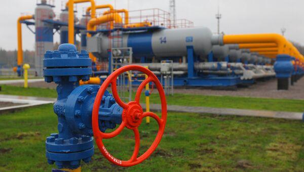Магистральный газопровод - Sputnik Латвия