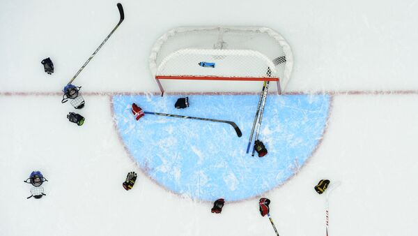 Хоккей - Sputnik Латвия