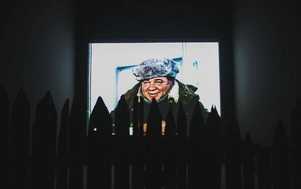 Открытие мультимедийного проекта Резо Габриадзе Необыкновенная выставка - Sputnik Латвия