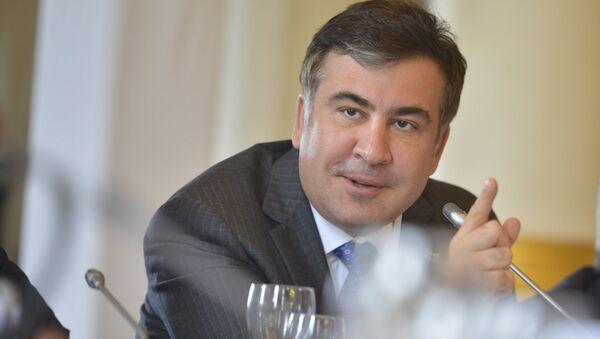 Михаил Саакашвили - Sputnik Латвия