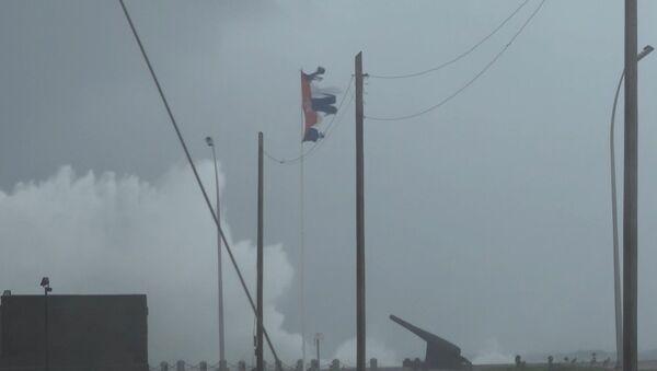 Ураган Ирма на Кубе - Sputnik Латвия