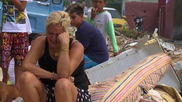Последствия урагана Ирма в США и на Кубе - Sputnik Латвия