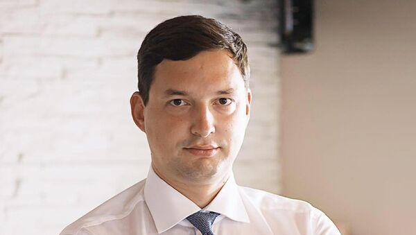 Спортивный юрист Сергей Алексеев   - Sputnik Латвия