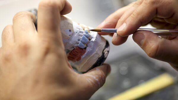 Работа клинической стоматологической поликлиники - Sputnik Латвия