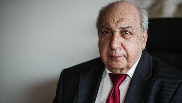 Академик,  доктор исторических наук Александр Чубарьян - Sputnik Латвия