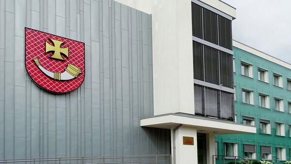 Здание городской думы Вентспилса - Sputnik Латвия