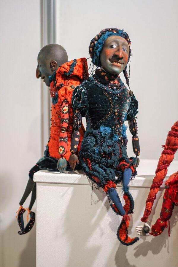 Riga Doll Art Festival 2017 - Sputnik Latvija
