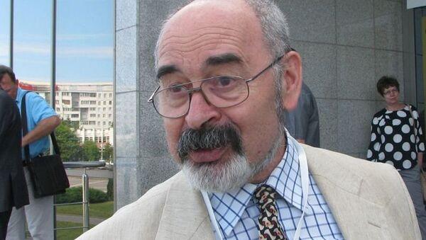 Военный эксперт Виктор Литовкин - Sputnik Латвия