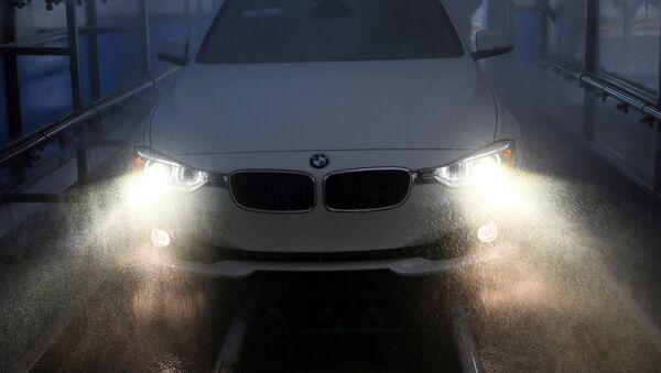 Автомобиль BMW X3 - Sputnik Латвия