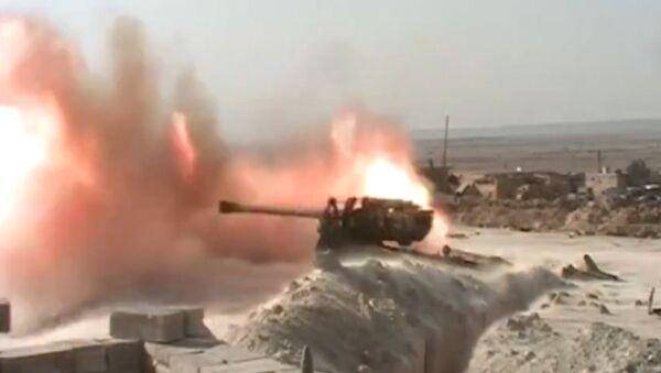 Сирийские войска освободили Джафру возле Дейр-эз-Зора - Sputnik Латвия