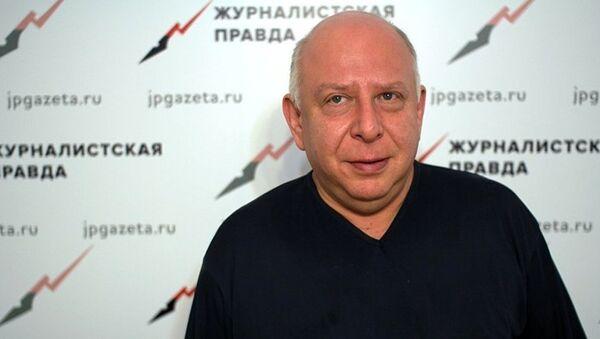 Публицист, руководитель Московского политологического клуба Евгений Бень - Sputnik Латвия