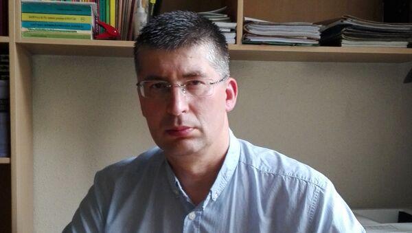 Юрист Алвис Пилагс - Sputnik Латвия