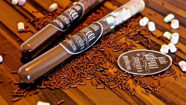 Шоколадная сигара - Sputnik Латвия