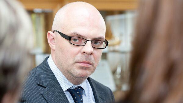 Экс-министр образования Роберт Килис - Sputnik Латвия