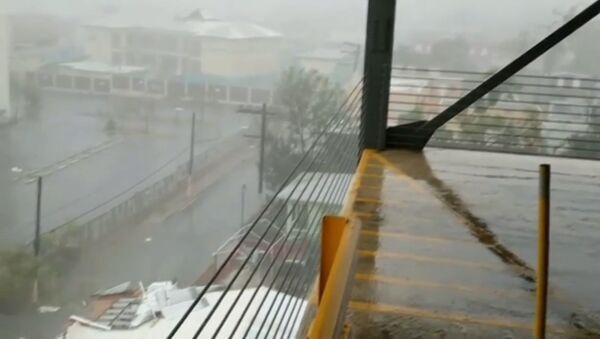 Ураган в Пуэрто-Рико - Sputnik Латвия