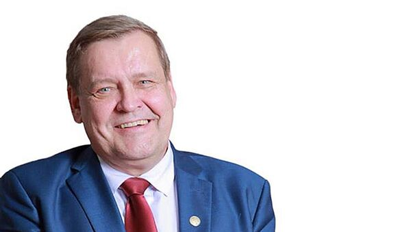 Гунтис Вилнитис, член совета по сотрудничеству сельскохозяйственных организаций - Sputnik Латвия