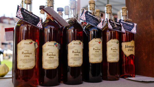 Latijas ogu vīns - Sputnik Latvija