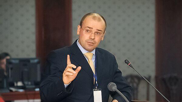 Симонов Константин, генеральный директор Фонда национальной энергетической безопасности  - Sputnik Латвия