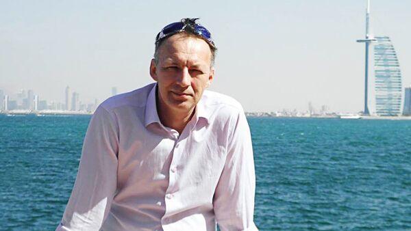 Владислав Федотов, спортивный обозреватель (Латвия), независимый журналист - Sputnik Латвия