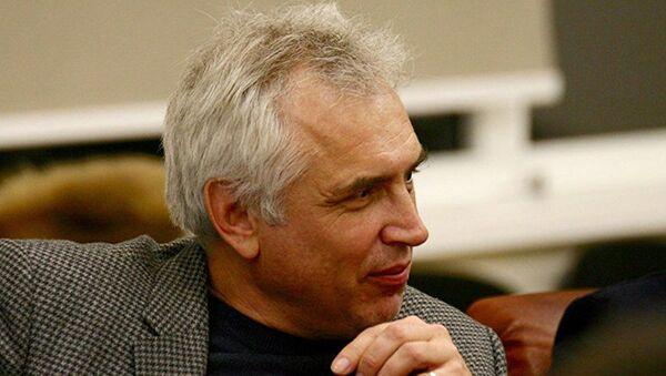 Первый заместитель декана факультета мировой экономики и мировой политики Высшей школы экономики Игорь Ковалев - Sputnik Латвия