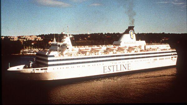 Паром Эстония - Sputnik Латвия