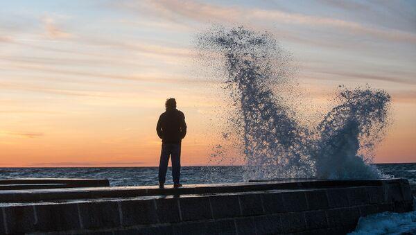 Закат на Балтике - Sputnik Latvija
