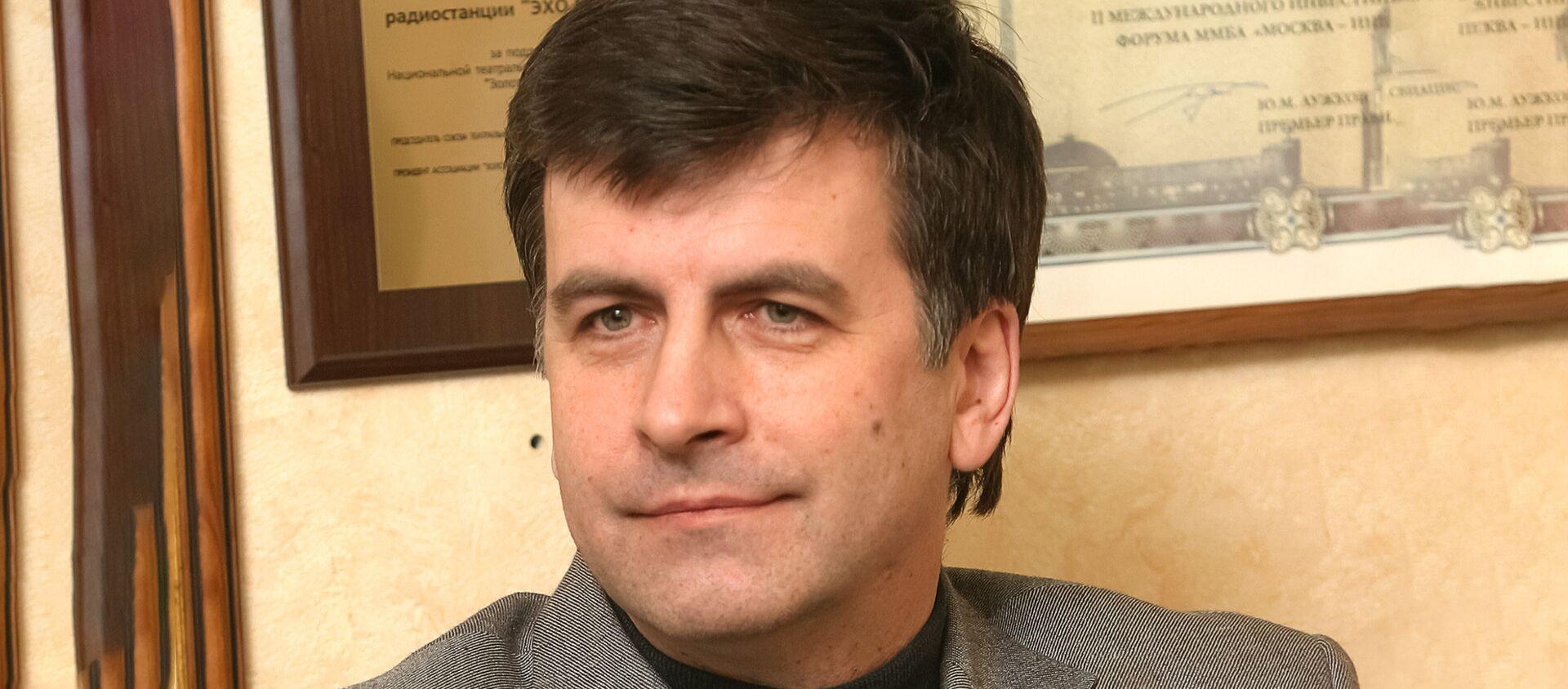 Эксперт по вопросам биологической безопасности и экологии Николай Дурманов - Sputnik Латвия, 1920, 30.03.2021