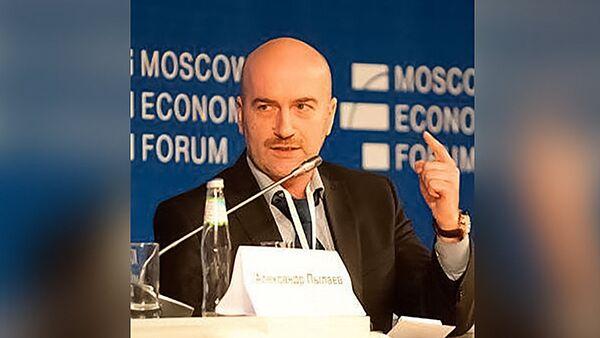 Военный эксперт Александр Пылаев - Sputnik Латвия