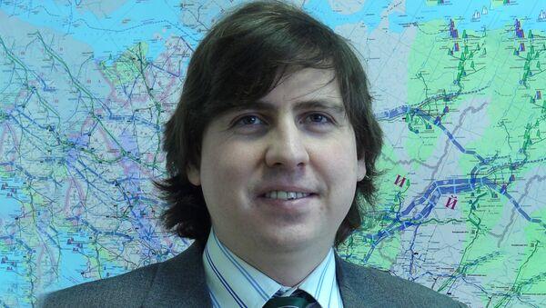 Алексей Гривач, заместитель генерального директора Фонда национальной энергетической безопасности - Sputnik Латвия