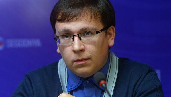 Григорий Лукьянов эксперт ВШЭ - Sputnik Латвия