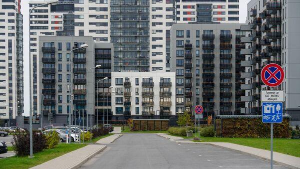 Район Skanste, новостройки, недвижимость - Sputnik Latvija