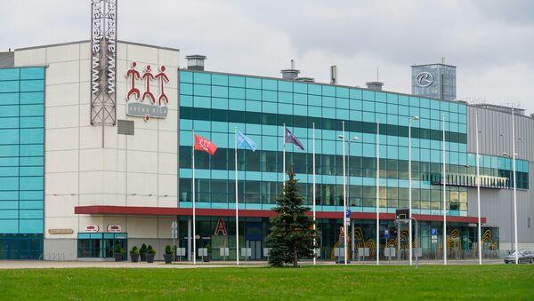 Многофункциональный спортивно-концертный комплекс Арена Рига - Sputnik Latvija
